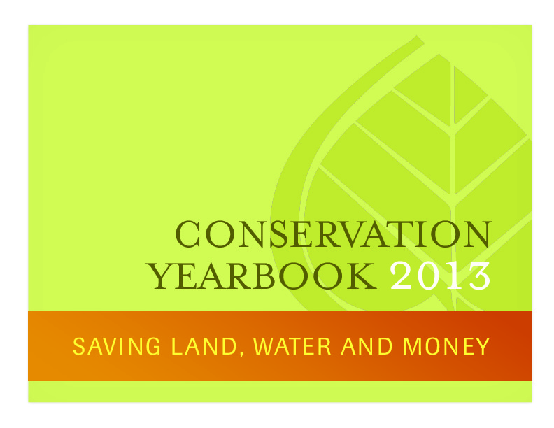 LFT - Conservation Yearbook - 2013-thumbnail