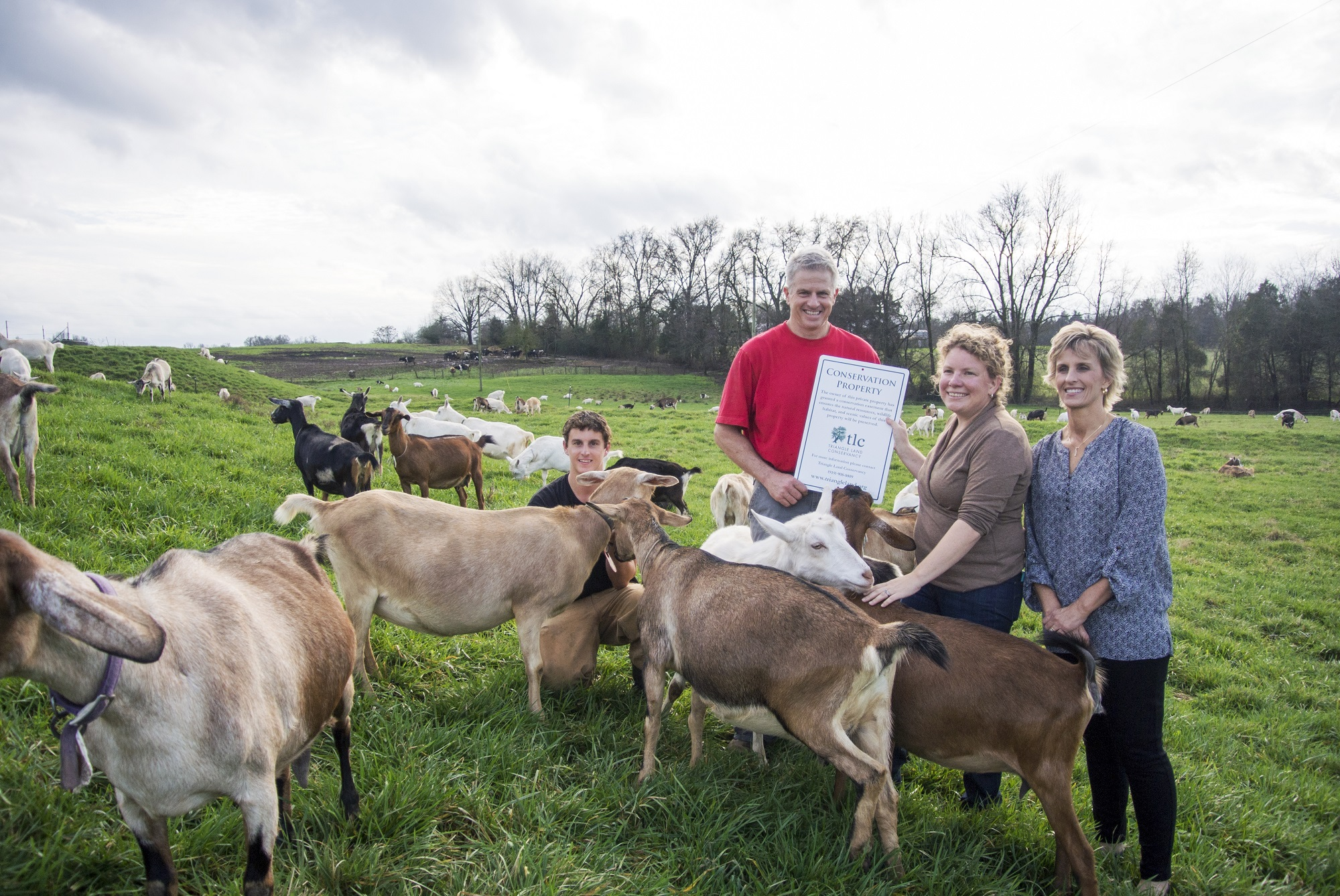 Preserving The Lindale Farm